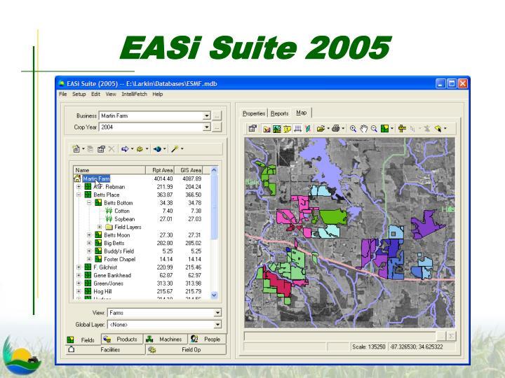 EASi Suite 2005