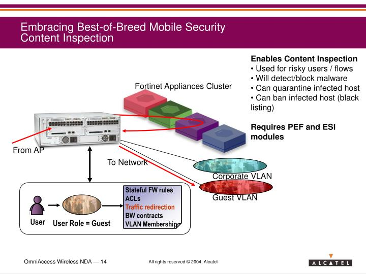 Embracing Best-of-Breed Mobile Security