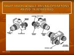 night vision goggle driving operations an pvs 7a series nvg