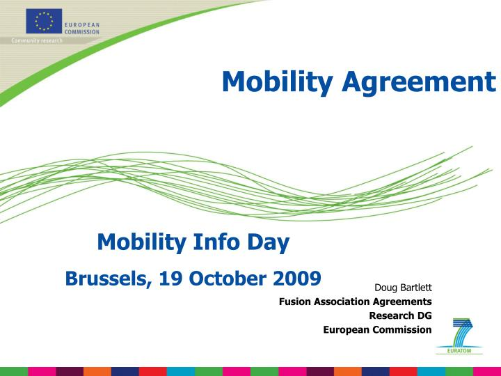 Mobility Agreement