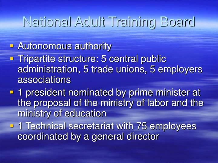 National Adult Training Board