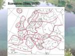 ecoregions illies 1978