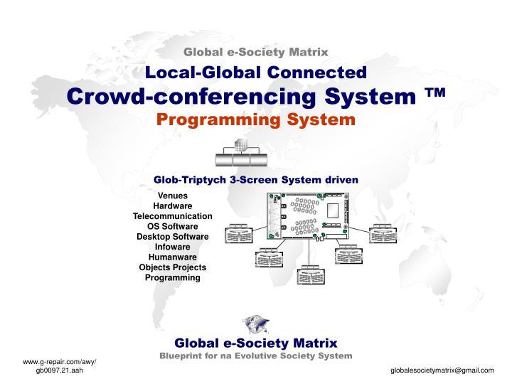 Global e-Society Matrix