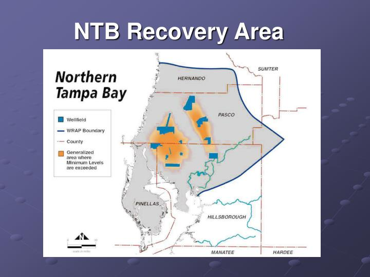 NTB Recovery Area