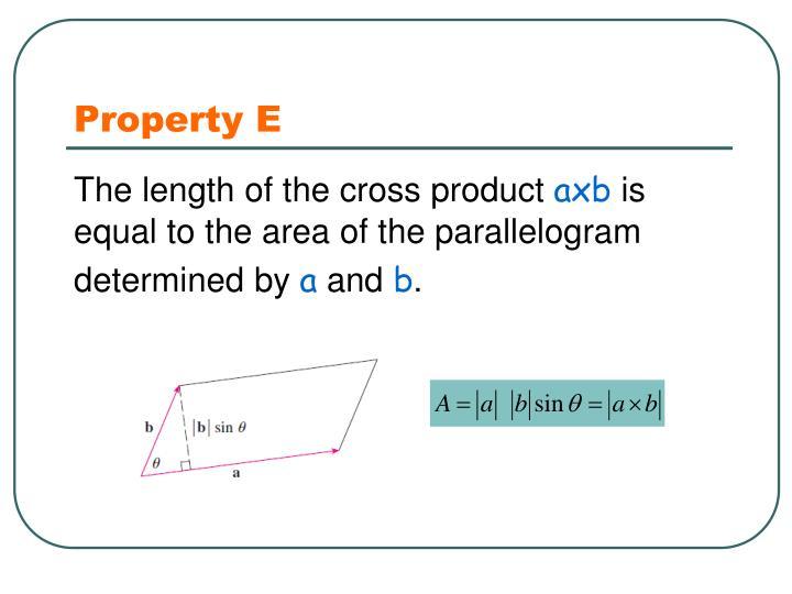 Property E