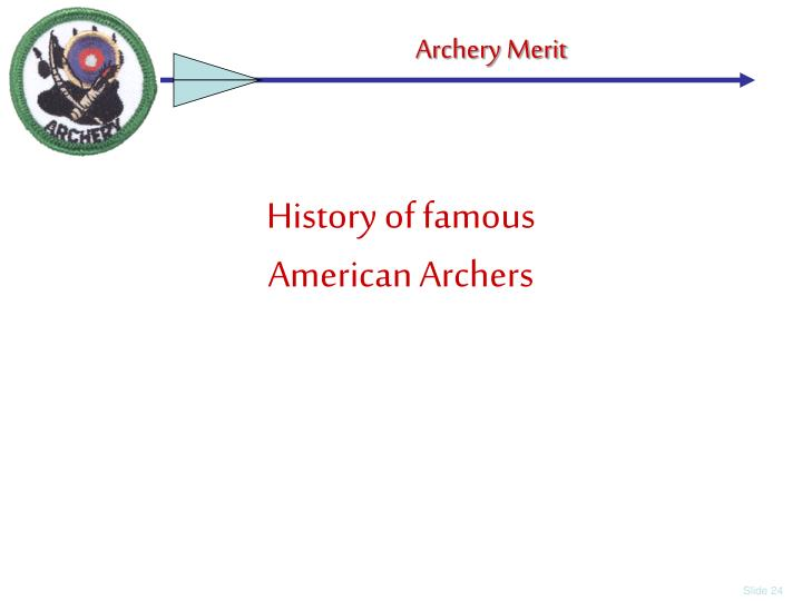 History of famous