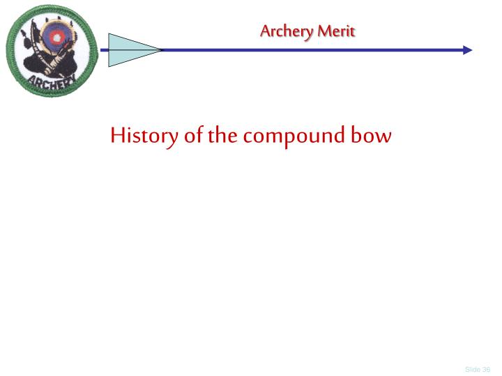 History of the compound bow