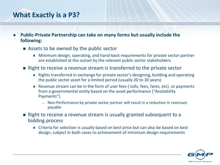 What Exactly is a P3?