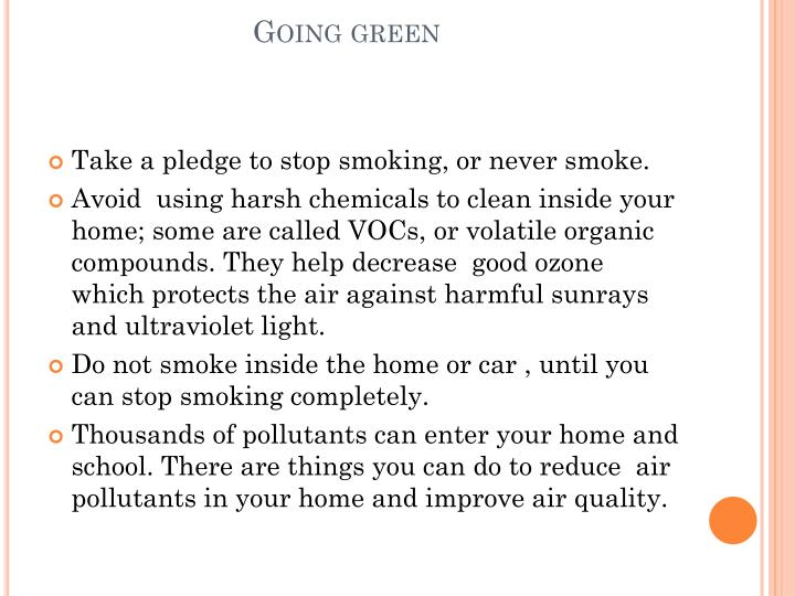 ter your home and school. There are things you can do to reduce  air pollutants in your home and improve air quality such completely.