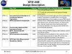 efw axb design description2