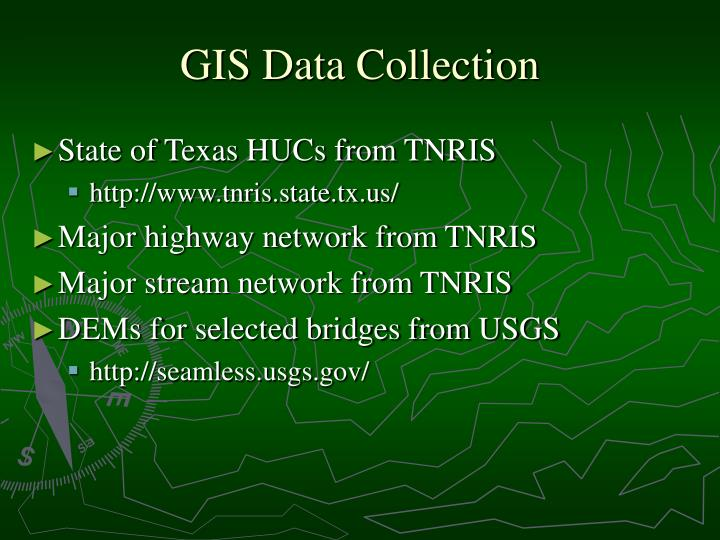 GIS Data Collection