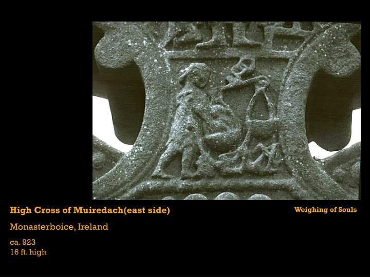 High Cross of Muiredach(east side)
