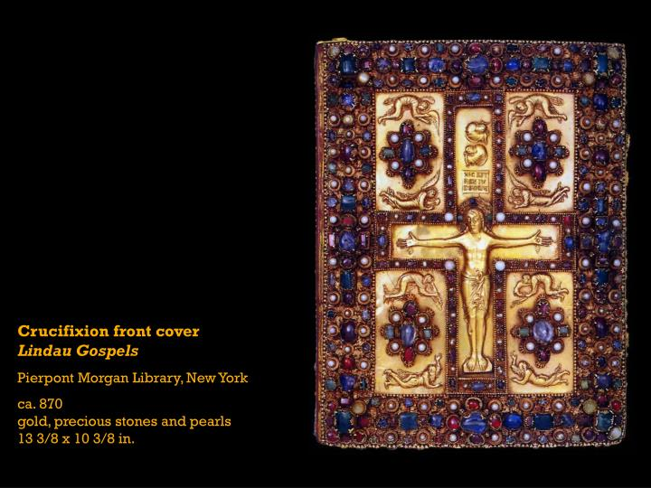 Crucifixion front cover