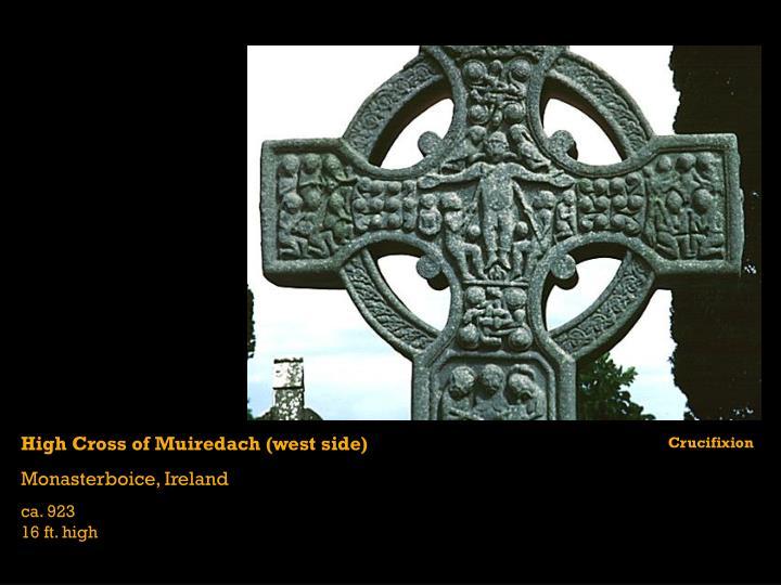 High Cross of Muiredach (west side)