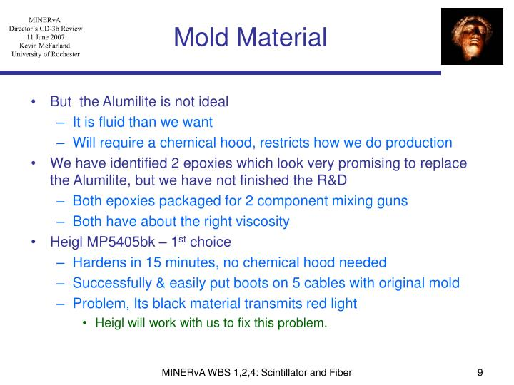 Mold Material