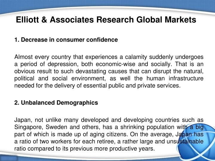 Elliott associates research global markets1