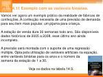 14 11 exemplo com as vari veis bin rias