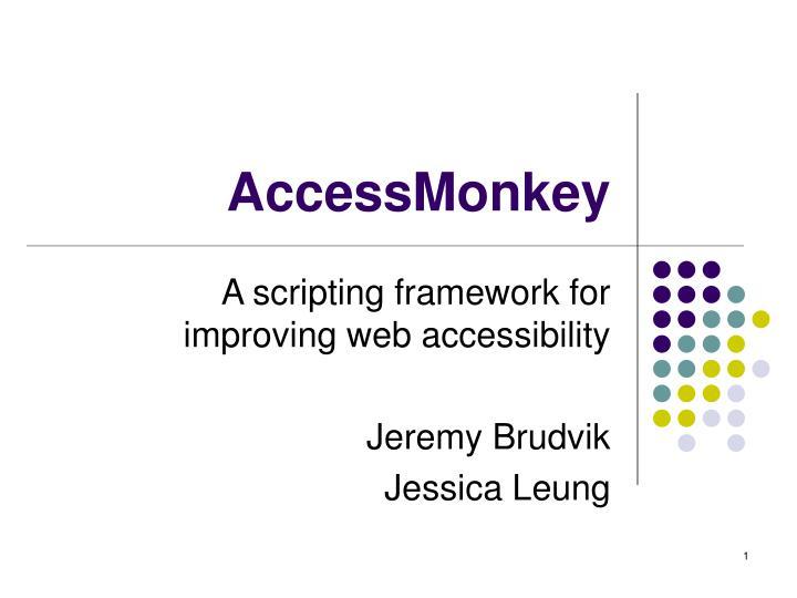 AccessMonkey