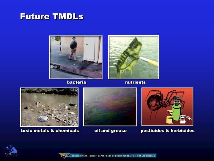Future TMDLs