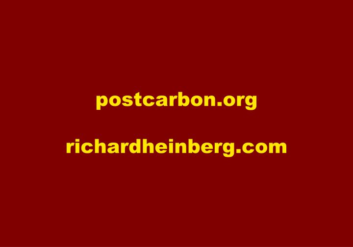 postcarbon.org