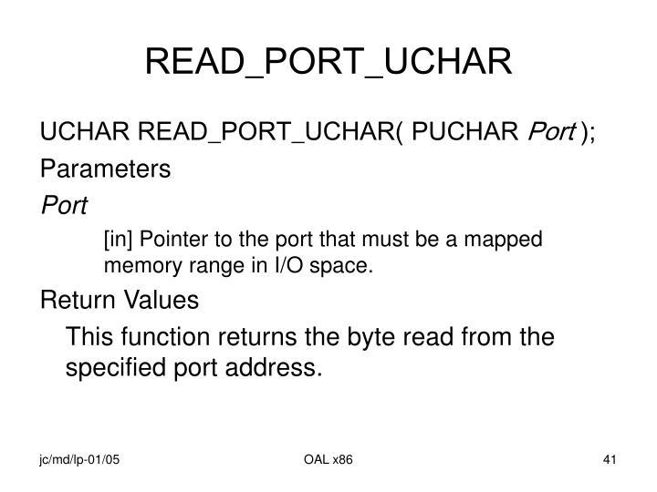 READ_PORT_UCHAR