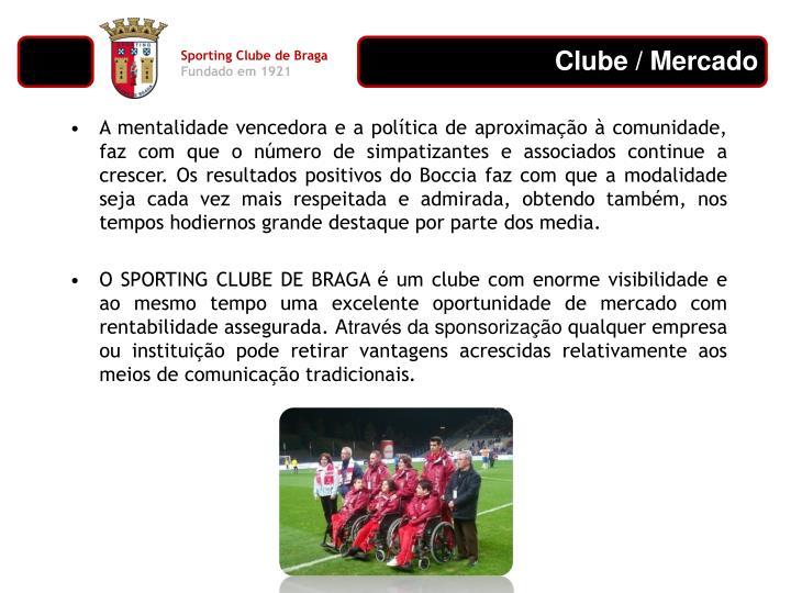 Clube / Mercado