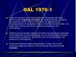 oal 1976 11