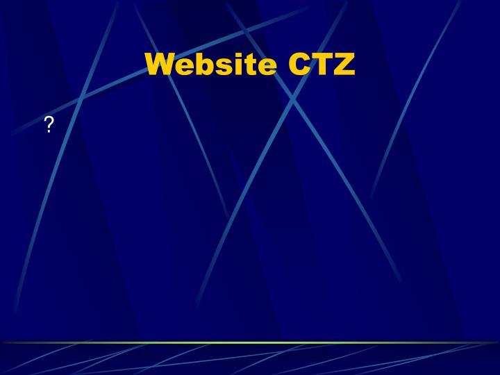 Website CTZ
