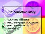 2 narrative story