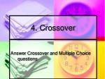 4 crossover