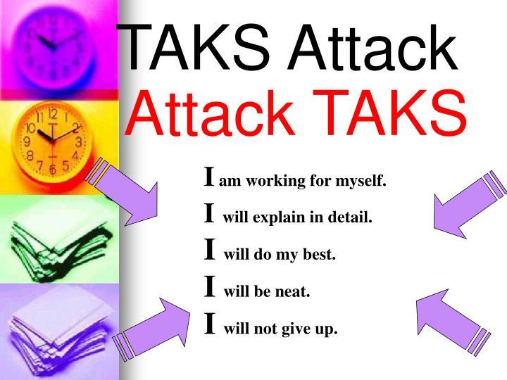 TAKS Attack