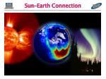 sun earth connection