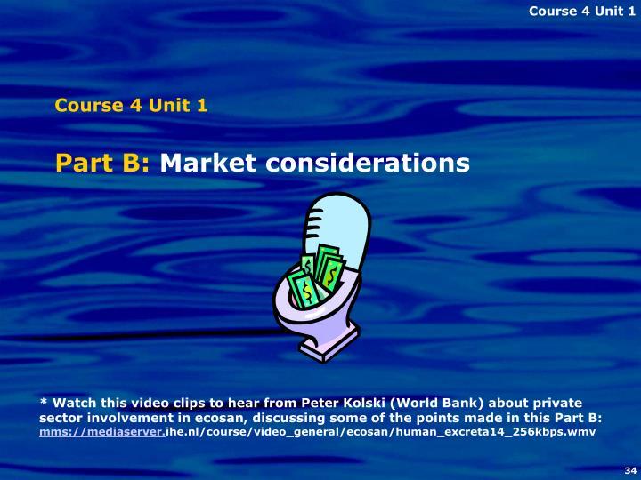 Course 4 Unit 1