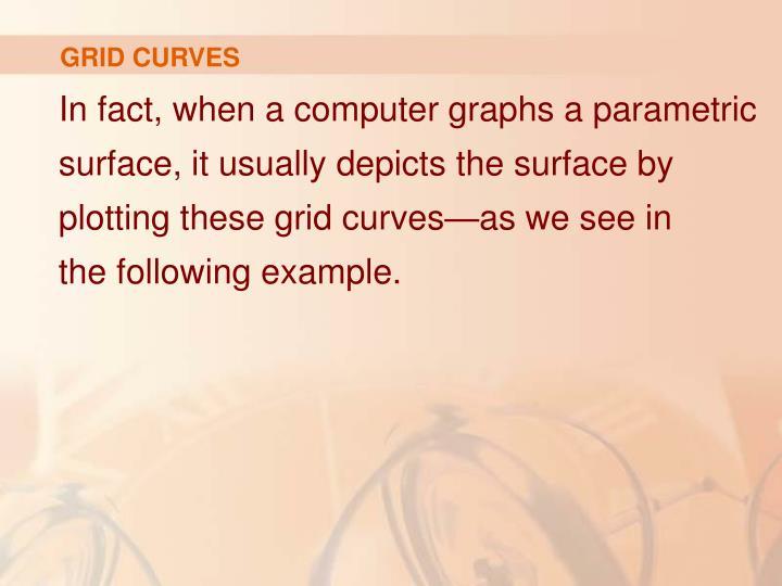 GRID CURVES