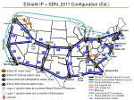 esnet4 ip sdn 2011 configuration est