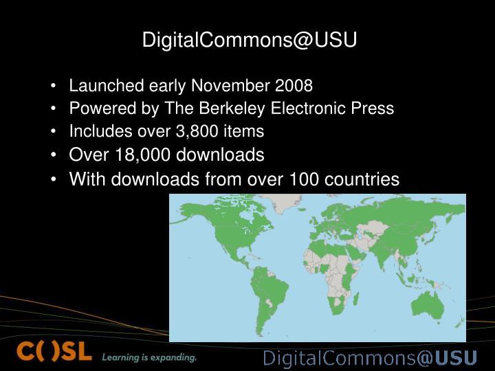 DigitalCommons@USU
