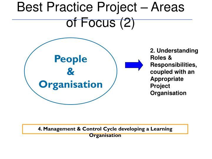 Best Practice Project – Areas of Focus (2)