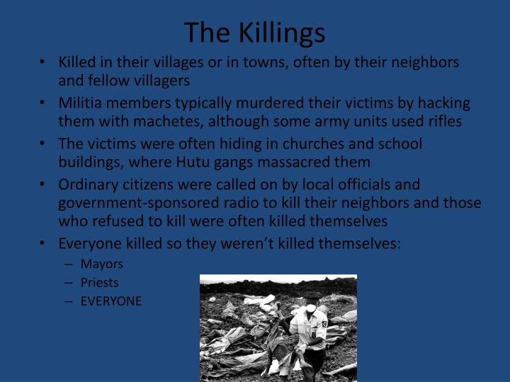 The Killings