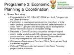 programme 3 economic planning coordination5