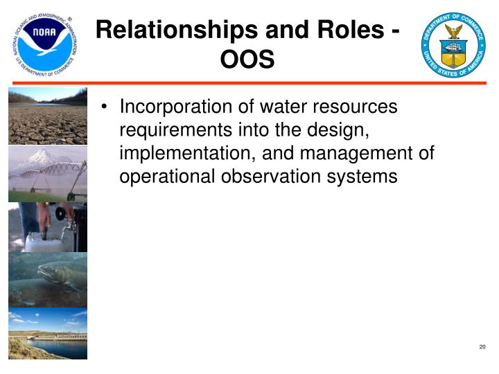 Relationships and Roles - OOS