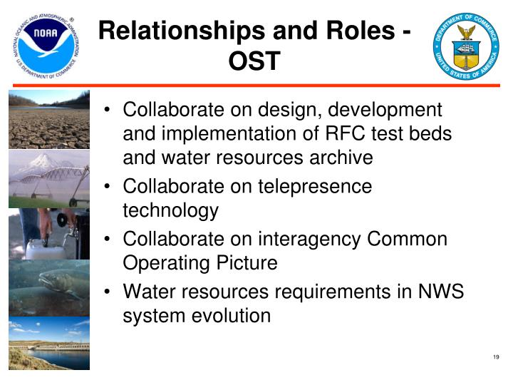 Relationships and Roles - OST