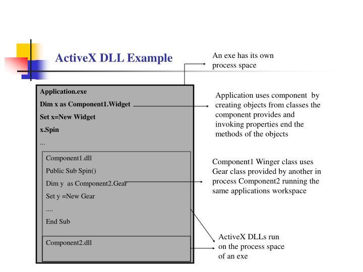 ActiveX DLL Example