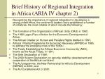 brief history of regional integration in africa aria iv chapter 21