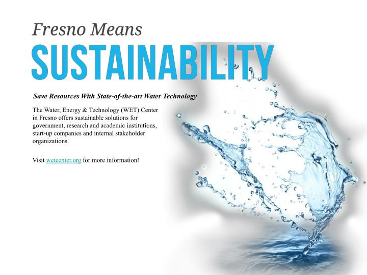 Save Resources With State-of-the-art Water Technology
