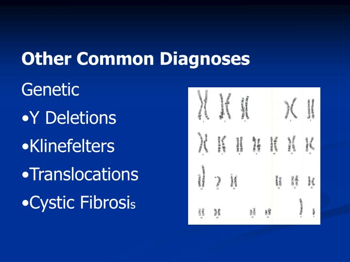 Other Common Diagnoses