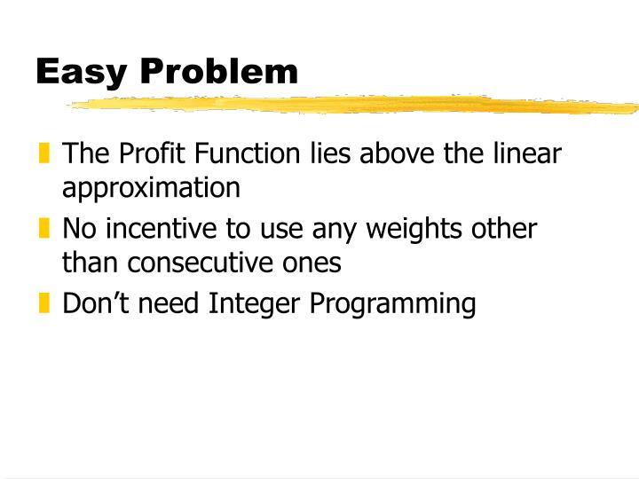 Easy Problem