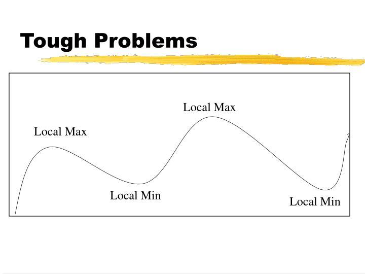 Tough Problems