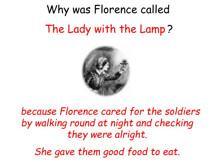 Why was Florence called