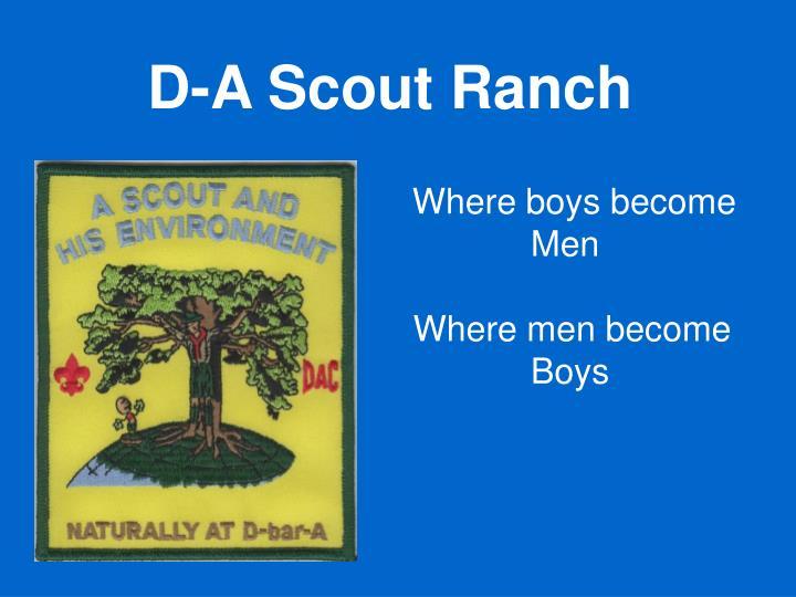D-A Scout Ranch