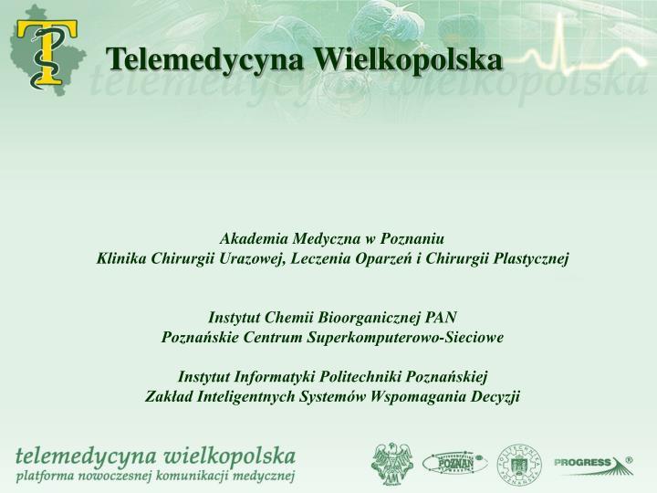 telemedycyna wielkopolska